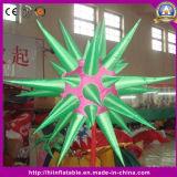 Populärer aufblasbarer Stern/aufblasbarer Stern LED für das Bekanntmachen