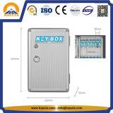 Алюминий пользуется ключом ключи Carbinet случая хранения (HT-3007)