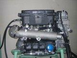 Réacteur marin/moteur installé dans la cale