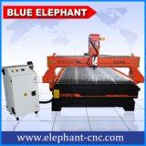 Máquina da escultura 3D de Ele 1530 para a madeira, o melhor router 1530 do CNC de China para o PVC de madeira do acrílico