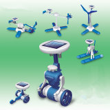 6 in 1 Education Solar Robot Toy