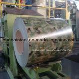 Precio competitivo PPGI para teja metálica de acero
