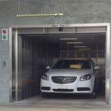 Elevador móvil auto eléctrico de la elevación del estacionamiento del coche del garage del sótano