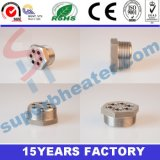 Bride d'acier inoxydable de 1.5 pouce avec le trou 6