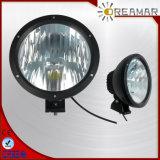 """9 """" indicatore luminoso del lavoro dell'inondazione del CREE LED di 10V-30V 2*25W con il fascio europeo"""