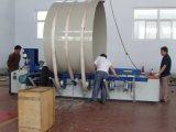 Dza 3000 machine en plastique automatique de soudure par fusion du bout 4000 5000