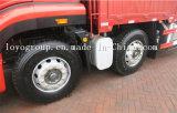 8X4 de Omheining Dropside 10 van de Zijwand HOWO de Vrachtwagen van de Tractor van de Lading van de Speculant