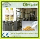 De Lijn van de Verwerking van de sojamelk en de Machine van de Melk van de Sojaboon