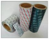 Капсула H18 сплава 8011 упаковывая в алюминиевой фольге