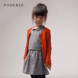 Phoebee 봄 또는 가을 동안 입어 도매 아이 편물 소녀