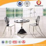 Commercio & fornitore della Tabella pranzante di vetro dei prodotti della Cina (UL-DC8033)