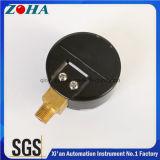 En837-1 vente chaude générale matérielle de l'Allemagne d'indicateurs de pression de cas de dc 01 de duplex en laiton en acier de connecteur