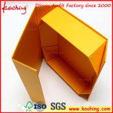 Contenitore di regalo di carta pieghevole rigido del contenitore di panno (KH-P0509)
