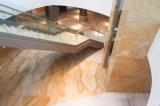 金Macubaの浴室の浴室の虚栄心の上の花こう岩Vanitytop