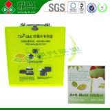 Etiqueta engomada anti/viruta del molde de la tapa una del molde del moho de los productos respetuosos del medio ambiente del retiro