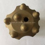 6/7/8 bit de foret conique par boutons de bouton de roche
