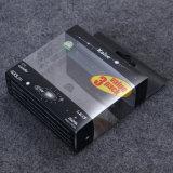 Caixa de embalagem plástica da fonte da fábrica de China para a ampola do diodo emissor de luz (caixa de presente impressa)