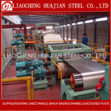 Hoja de acero galvanizada prepintada de alta resistencia Coils/PPGI hecha en China
