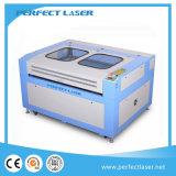 80W100W 120W hölzerne lederne CO2 Laser-Ausschnitt-acrylsauermaschine