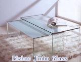 3から19mmの厚さの建物の使用のための明確なフロートガラス