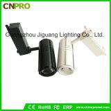 Pista comercial de gama alta de la iluminación LED de la exposición de 15W 30W