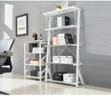 家庭内オフィスの家具の記憶装置の表示棚のための現代本箱