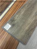Vinile di plastica di scatto del PVC del pavimento della pietra europea di stile