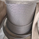 6X36+FC Stainless Steel Wire Rope 28mm