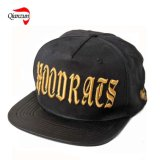 крышки Snapback Brim вышивки 3D плоские