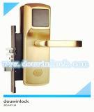 Fechamento de porta composto durável do metal
