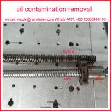 Peças de metal industriais que limpam o líquido de limpeza do laser da fibra das máquinas