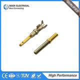 Hightechs-Automobilkabel-Bauteil-Gold überzogenes Terminal 1060-16-0144
