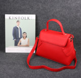 Luz - saco de couro azul, sacos Multi-Functional do estilingue da bolsa, saco de Tote de couro
