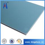 revestimiento ACP del aluminio de 4m m para la decoración del edificio