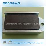 قناة دائم مغنطيسيّة اجتماع (خزفيّة مغنطيس) مادة مغنطيسيّة