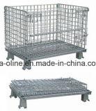 Recipiente do engranzamento de fio de aço (800*600*640)