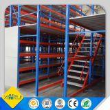 Mezzanine van het Staal van de Opslag van de ladder Rek voor Verkoop
