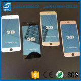 나노미터 실크 인쇄 iPhone 6/6s를 위한 반대로 파란 가벼운 강화 유리 스크린 프로텍터 필름