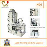 Machine d'impression automatique de roulis d'étiquette adhésive