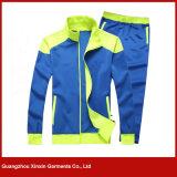 Survêtement bon marché fait sur commande de polyester pour les femmes (T17)