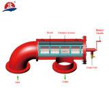 Filtro automático da limpeza do auto da escova da qualidade de Exellent do equipamento industrial