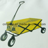 Foldable Capacious Garden Beach Cart Folding Wagon