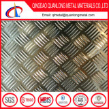 Placa de diamante de aço inoxidável de 2 mm 304 com preço de fábrica