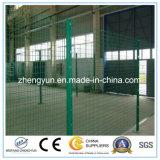 熱い販売の研修会の隔離の塀/曲線の溶接された網の塀