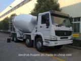 Camion della betoniera del miscelatore di cemento di Sinotruk HOWO 6X4 8cbm 10cbm