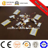 3.7V 600mAh Li-Polymer Battery para Lighting Pólo Electric Bus/Phone