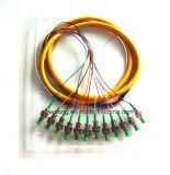 1*8 APC van Sc de Splitser van de Optische Vezel van het Type van Dienblad