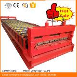機械を中国製作る1450の金属の屋根シート