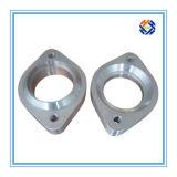 La pieza de la forja del acero inoxidable para la instalación de tuberías mide de 1 pulgada