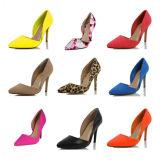 Новые ботинки платья высокой пятки повелительниц венчания типа (S16)